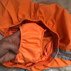 Nike Shorts - Nike Orange Creamsicle Tempo Shorts